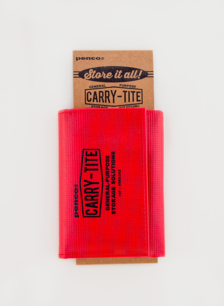 Penco Carry-Tite Case Small Red