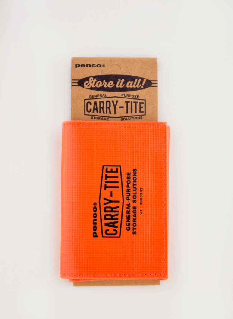 Penco Carry-Tite Case Small Orange