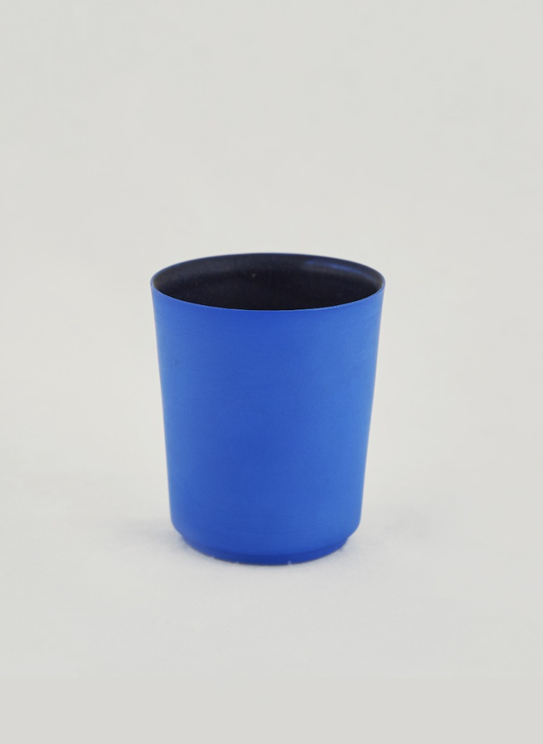 al_Ceramic Artline Cup Indigo Blue