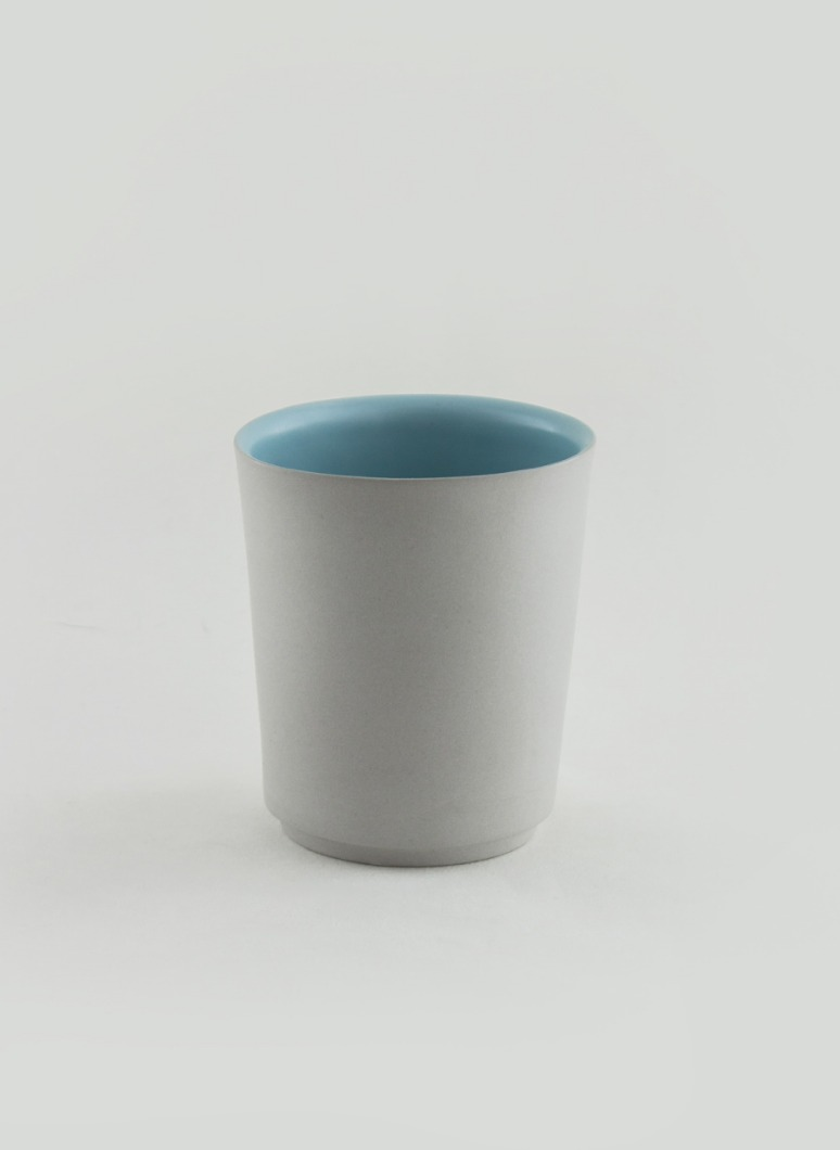 al_Ceramic Artline Cup Grey
