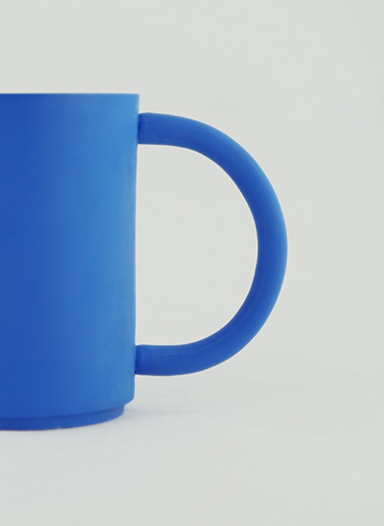 al_Ceramic Artline Mug Indigo Blue