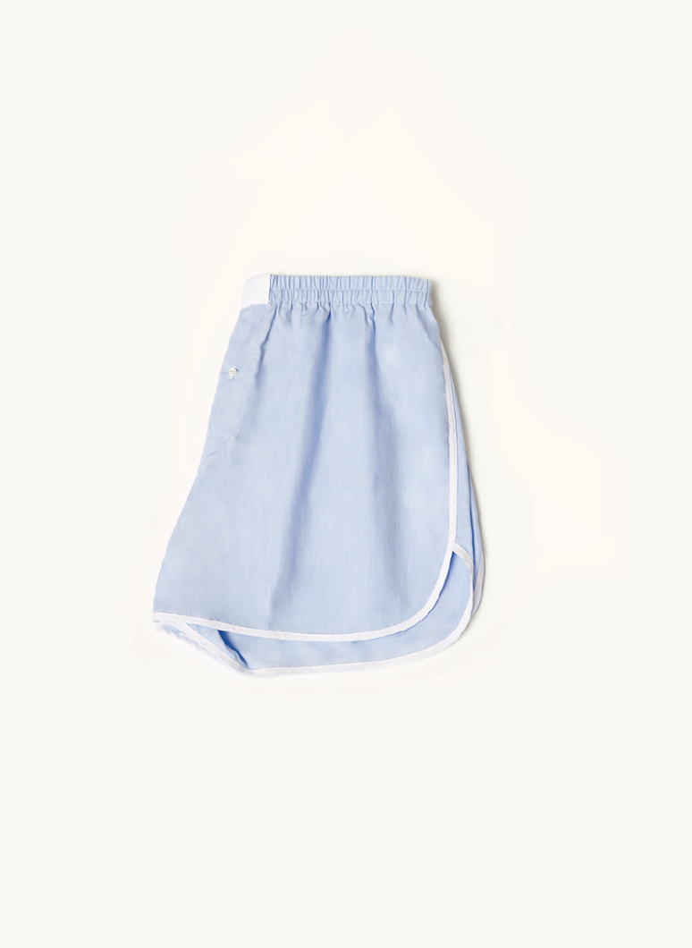 Unisex Underwear Caleçon Chill Light Blue