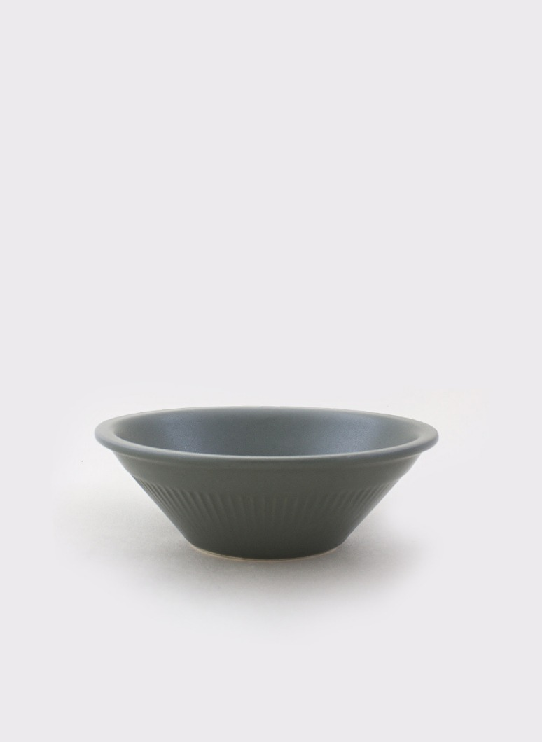 al_Ceramic Ast Bowl Khaki