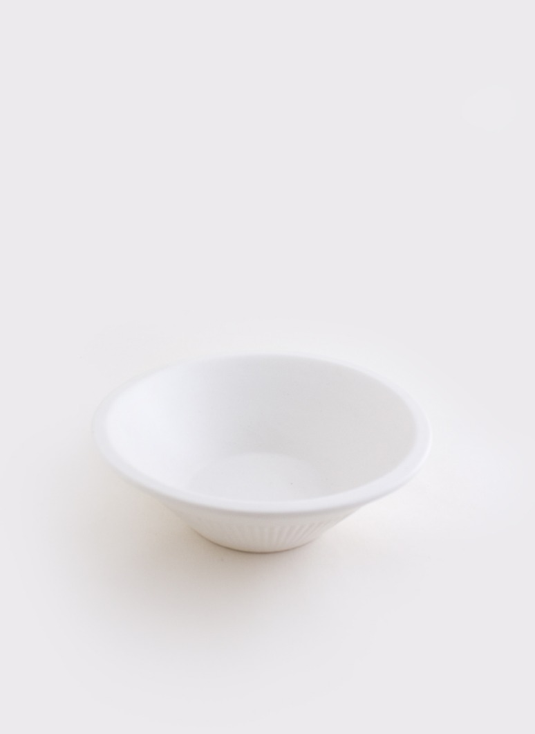 al_Ceramic Ast Bowl White