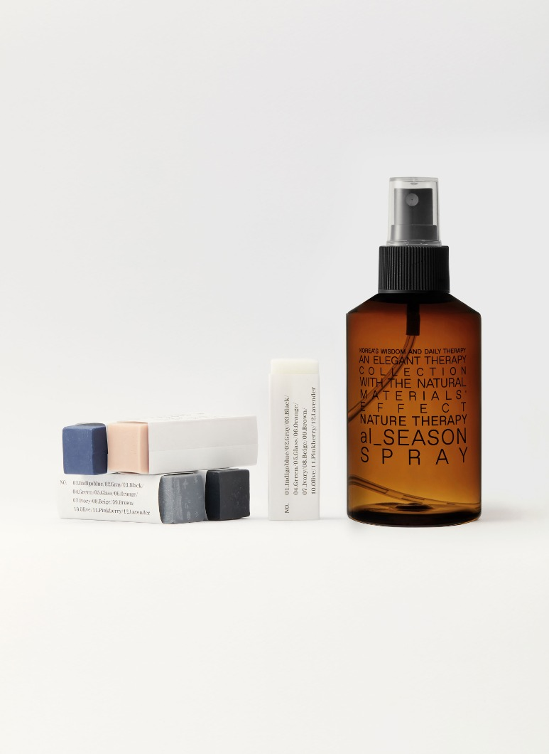 Nature Spray & Soap Present Set