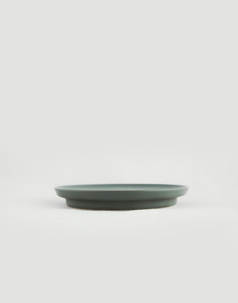 al_Ceramic Nature Plate [4 colors]