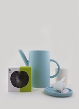 Teabag & Pot & Cup Present Set